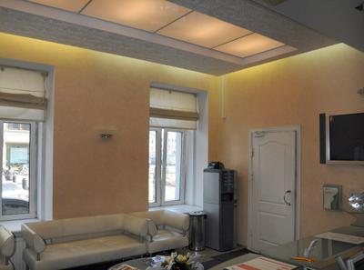 Холл в Клинике репродуктивной медицины «АВА-ПЕТЕР» (Вологда)