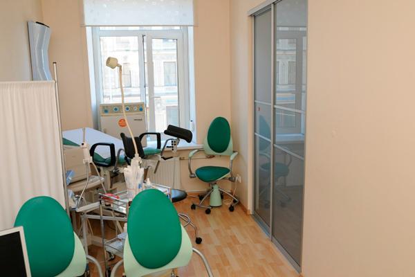 Кабинет гинеколога в Клинике репродуктивной медицины «АВА-ПЕТЕР» (Вологда)