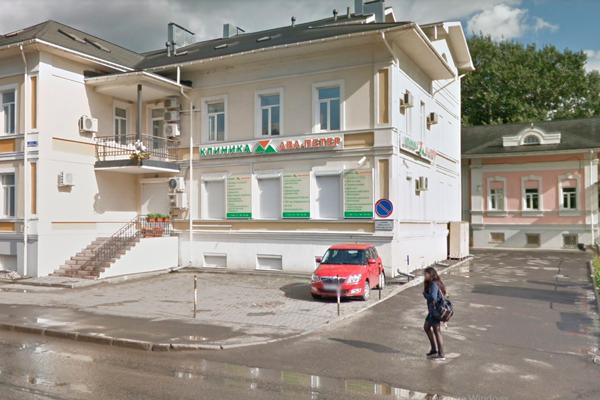 Здание Клиники репродуктивной медицины «АВА-ПЕТЕР» (Вологда)