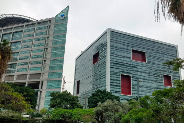 Здание медицинской клиники «Топ Ихилов» (Израиль)