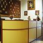 Ресепшн в медицинском центре «Доктор» (Москва)