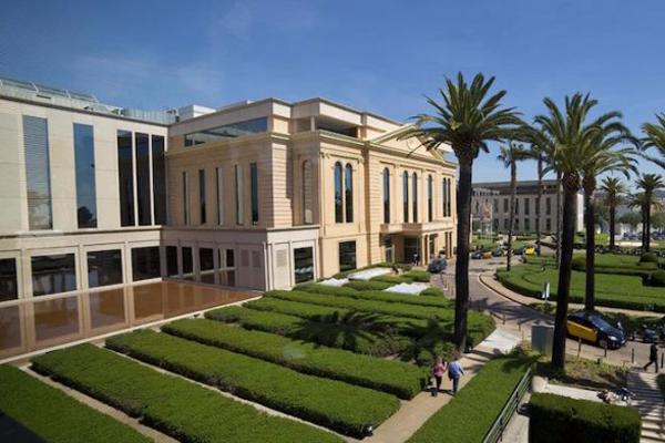 Здание медицинского центра «Текнон» (Испания)