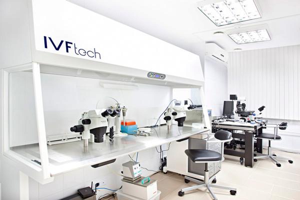 Лаборатория в медицинском центре «За Рождение» (Москва)