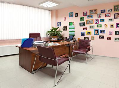 Кабинет главного врача в медицинском центре «За Рождение» (Белгород)