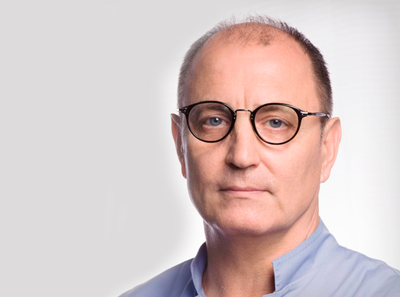 Генеральный директор многопрофильной клиники «Москворечье» Попов Александр Анатольевич