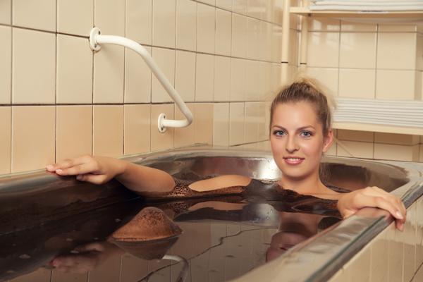 Грязевая ванна для устранения вируса уреаплазмы