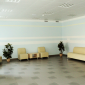 Выписной зал в Центре ЭКО и репродукции человека (Ижевск)