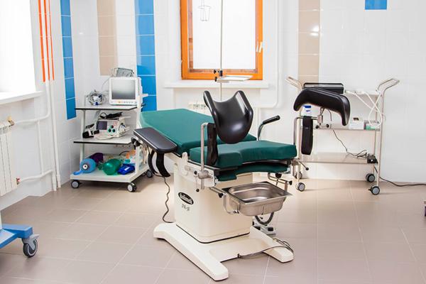 Кабинет гинеколога в медицинской клинике «Мать и дитя» (Тюмень)