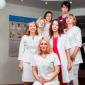 Медперсонал отделения ВРТ медицинского центра «Парацельс» (Владивосток)