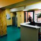 Холл в Центре новых медицинских технологий (Новосибирск)