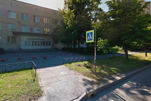 Здание Центра планирования семьи «ИнАлМед» (Санкт-Петербург)
