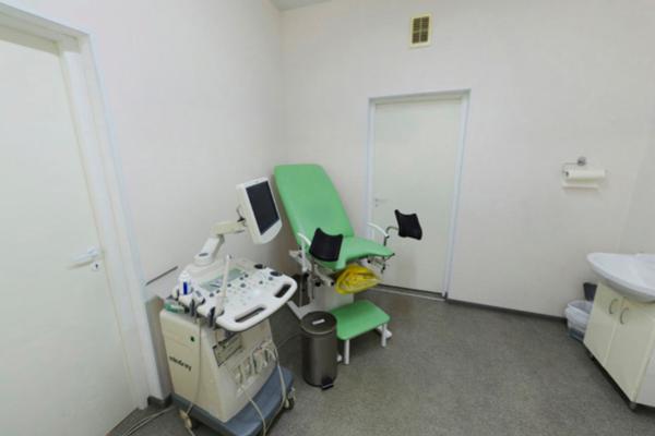 Кабинет гинеколога в Клинике «Центр ЭКО» (Липецк)