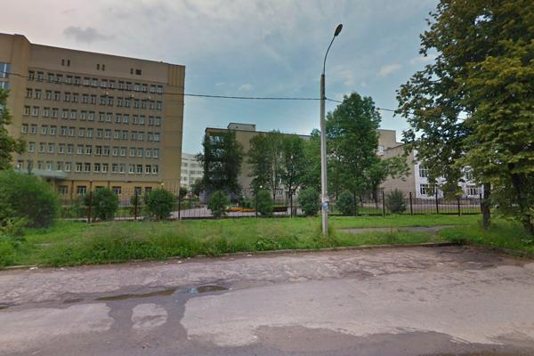 Расположение Ивановского научно-исследовательского института материнства имени В. Н. Городкова