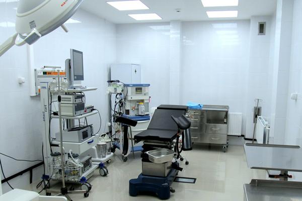 Кабинет гинеколога в Клинике «Мать и дитя» (Пермь)