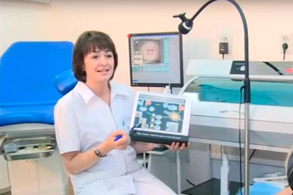 Кабинет гинеколога в Клинике современной медицины (Иваново)
