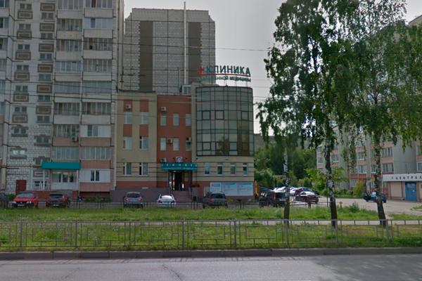 Здание УЗИ Клиники современной медицины (Иваново)