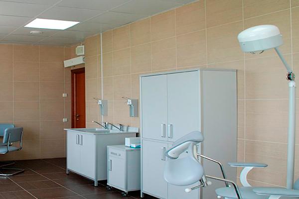 Кабинет гинеколога в Клинике «ВитроКлиник» (Тула)