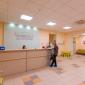 Ресепшн в Клинико-диагностическом центре «МЕДИКЛИНИК» (Пенза)