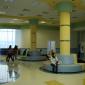 Холл в Мордовском республиканском клиническом перинатальном центре