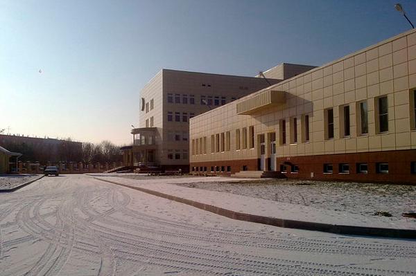 Здание Ростовского областного перинатального центра