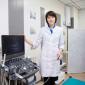 Кабинет УЗИ в Центре репродукции и генетики «Надежда» (Кемерово)