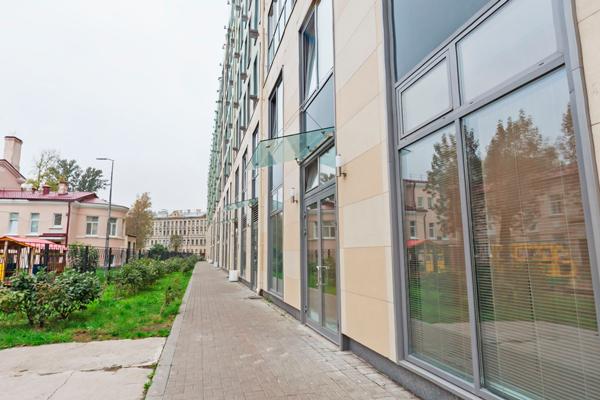 Здание Клиники репродуктивной медицины «ICLINIC» (Калининград)
