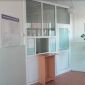 Регистратура в Республиканском перинатальном центре (Улан-Удэ)