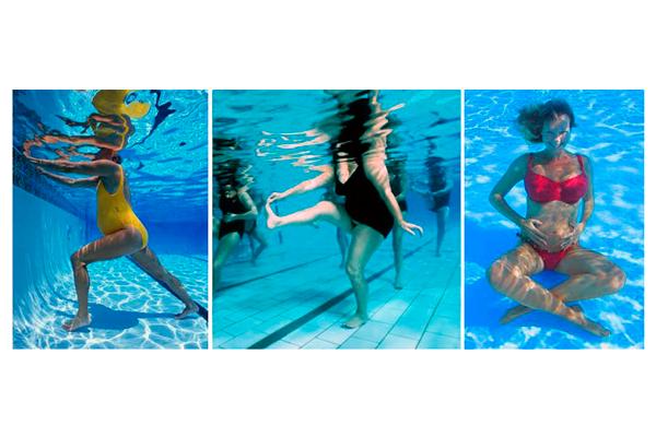 Занятия аквааэробикой на 21-й недели беременности