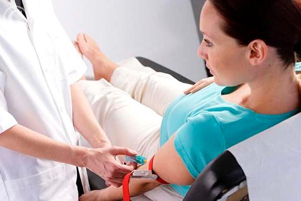 Анализ крови на 29-й недели беременности