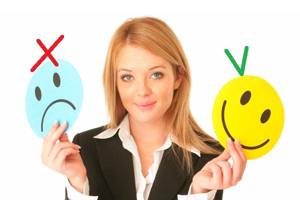 Положительные эмоции перед осуществлением пересадки эмбрионов