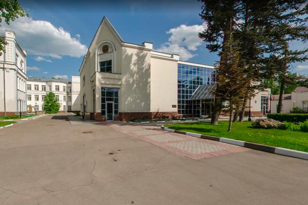 Здание Клиники Репродуктивной Медицины KRMED (Москва)