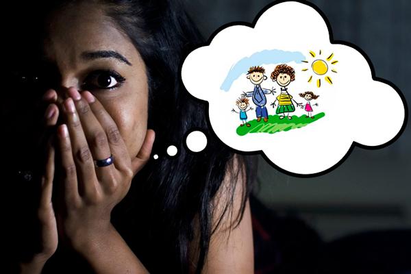 Психологическое бесплодие в виде страха перед родительством