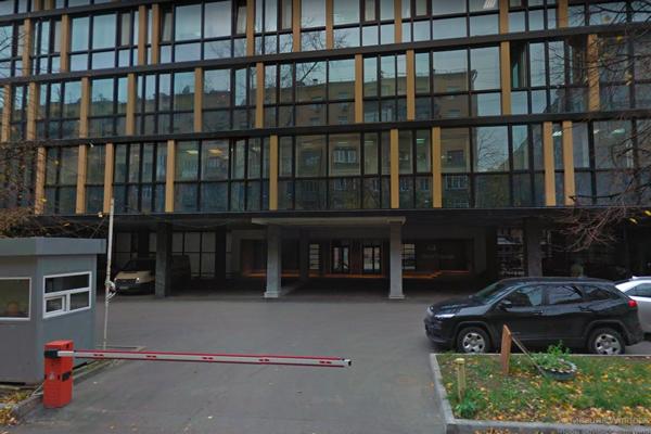 Расположение Института репродуктивной медицины «Remedi» (Москва)