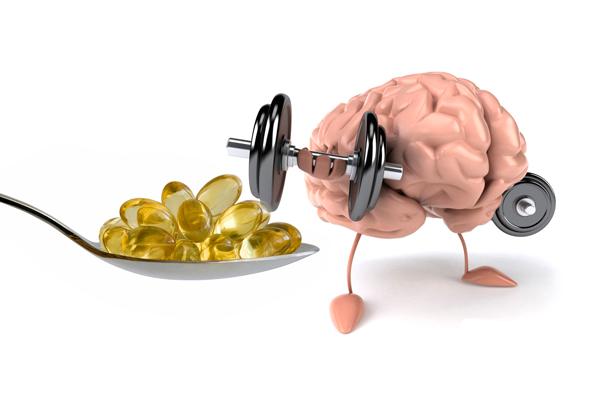 Улучшение работы головного мозга в последствии употребления жирной кислоты Омега 3