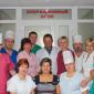 Медперсонал Южного Медицинского Центра (Николаев)