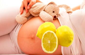 Лимон при беременности: польза и вред цитруса на разных сроках