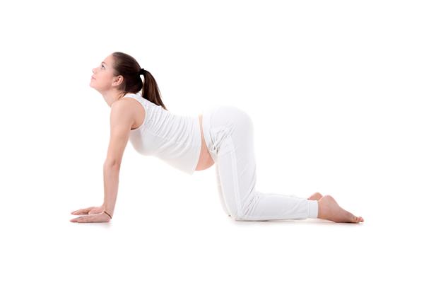 Упражнение для спины в помощь при повышенном сахаре во время беременности