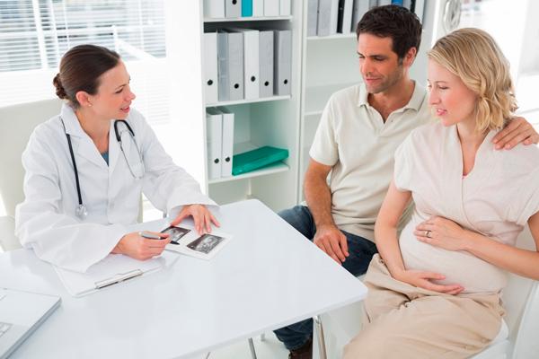 Посещение врача-репродуктолога обеими супругами