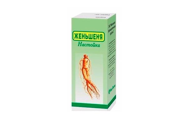 Настойка из женьшеня в помощь при астенозооспермии