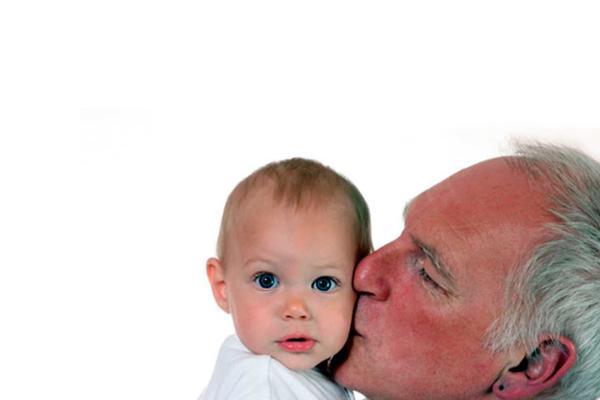 Позднее отцовство