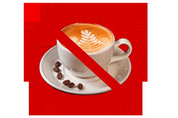 Запрет на кофе для нормализации пульса при беременности