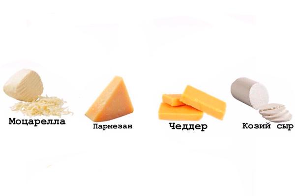Сорта сыра разрешенные в период беременности