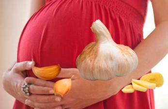 Чеснок во время беременности: польза и риски для организма будущей мамы