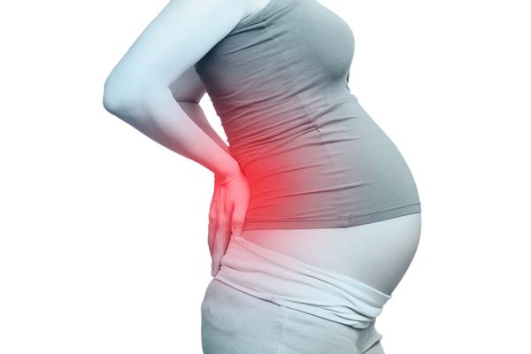 Боль в спине при беременности, как одно из последствий сна на спине