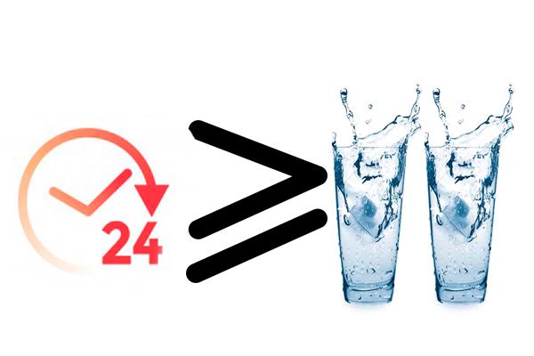 Допустимая доза употребления минеральной воды в сутки