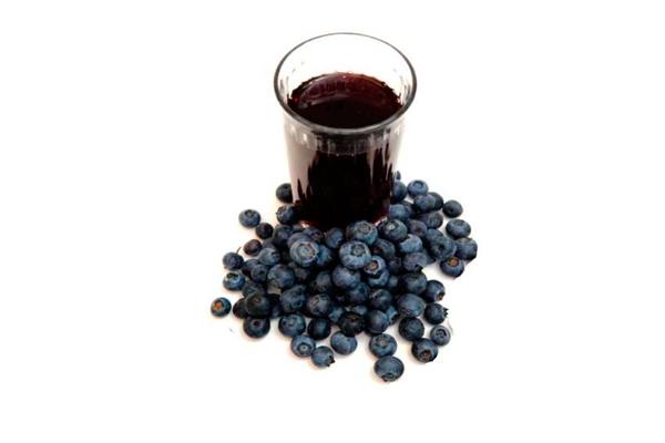 Сок из черники для употребления при беременности