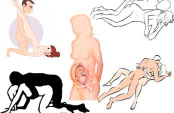 Самые эффективные позы для зачатия ребенка: как помочь природному процессу?